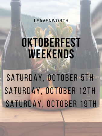Leavenworth Oktoberfest Weekends